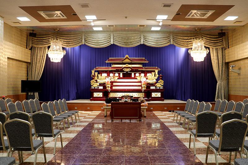 富士 / 八千代 葬儀|セレモ八千代台花見川ホール