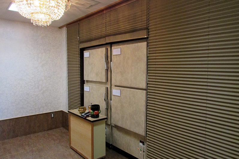 霊安室 / 八千代 葬儀|セレモ八千代台花見川ホール