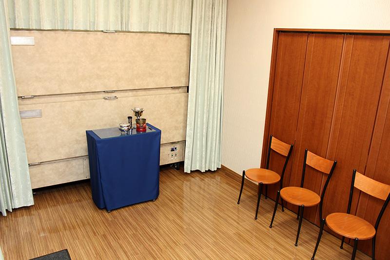 霊安室 / 東松戸 葬儀|セレモ東松戸ホール