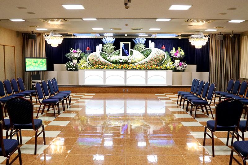宝泉 / 船橋 葬儀|セレモ高根ホール