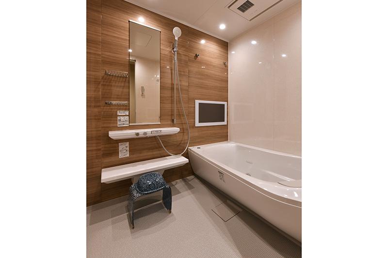 バスルーム / 稲毛 葬儀|セレモ稲毛駅ホール