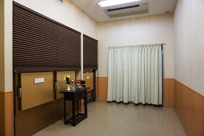 霊安室 / 瑞江 葬儀|セレモ江戸川ホール