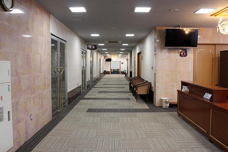 ロビー / 船橋の葬儀|セレモ船橋駅北口ホール
