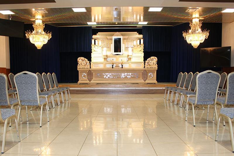 清泉 / 柏 葬儀|セレモ柏ホール
