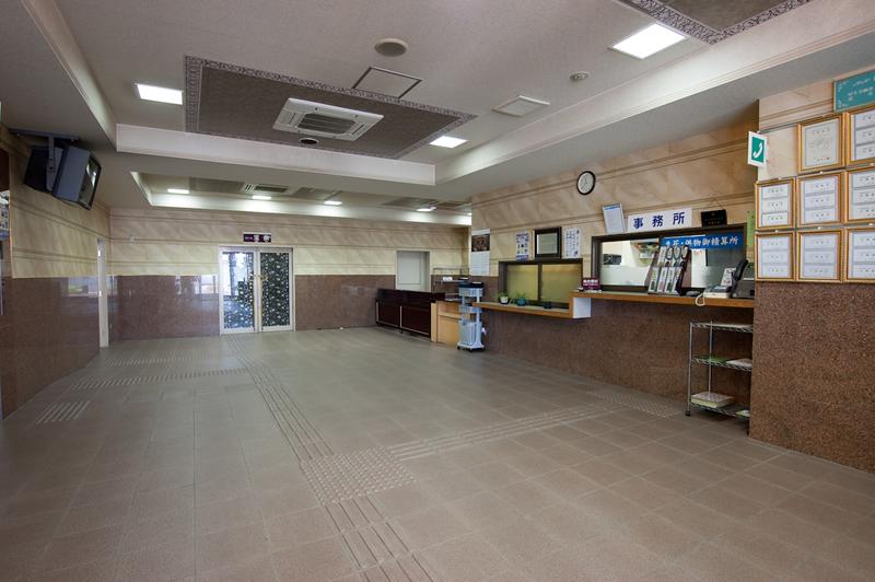 ロビー / 新松戸 葬儀|セレモ新松戸ホール