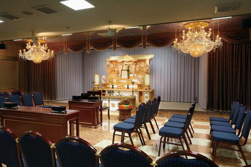 静心 / 船橋の葬儀|セレモ船橋駅北口ホール