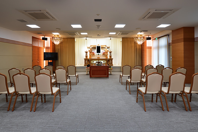 宝泉 / 津田沼 葬儀|セレモ京成津田沼駅ホール