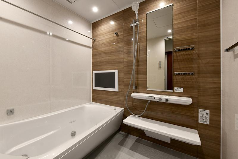 浴室 / ハートホール幕張本郷